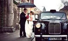 Mortimer London Taxi Hochzeitslimousine