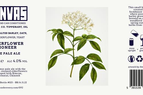 Elderflower Pioneer - 440ml