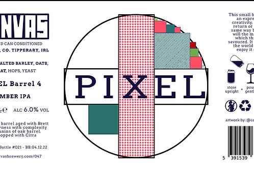 PIXEL Barrel 4 - 330ml