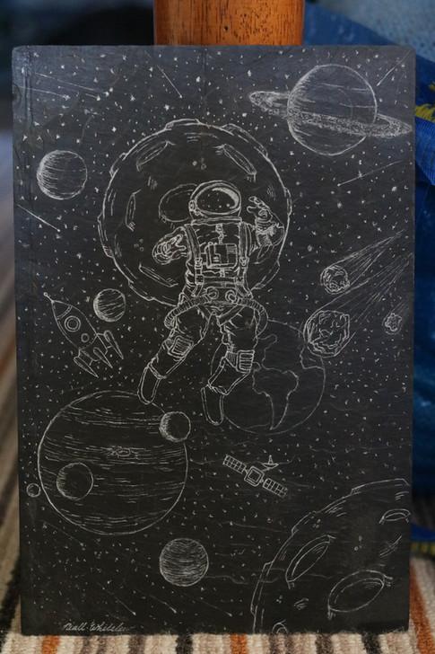 """Space Cadet"""