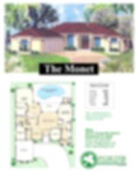 Monet Model Home