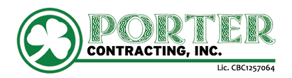 Porter Contracting Inc logo