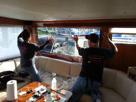 Boat/Marine Window Tinting
