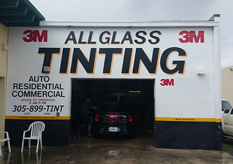 All Glass Tinting