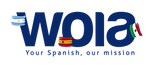 Online Spanish Lessons By Wola Spanish Logo