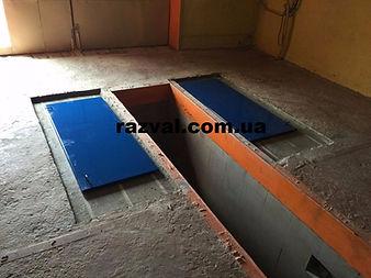 задние сдвижные платформы для развал-схождения