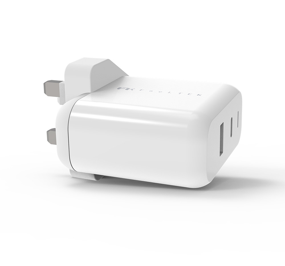 Elec PD UK Charger 30W