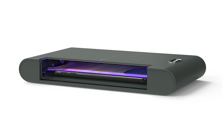 Elec UV Sterilizer with Wireless Charger 15W
