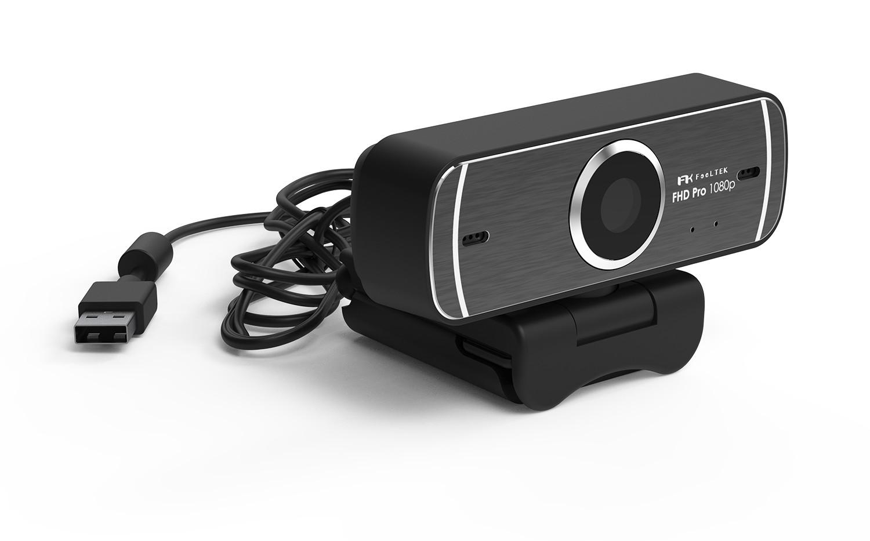 Elec FHD Pro Webcam 1080p