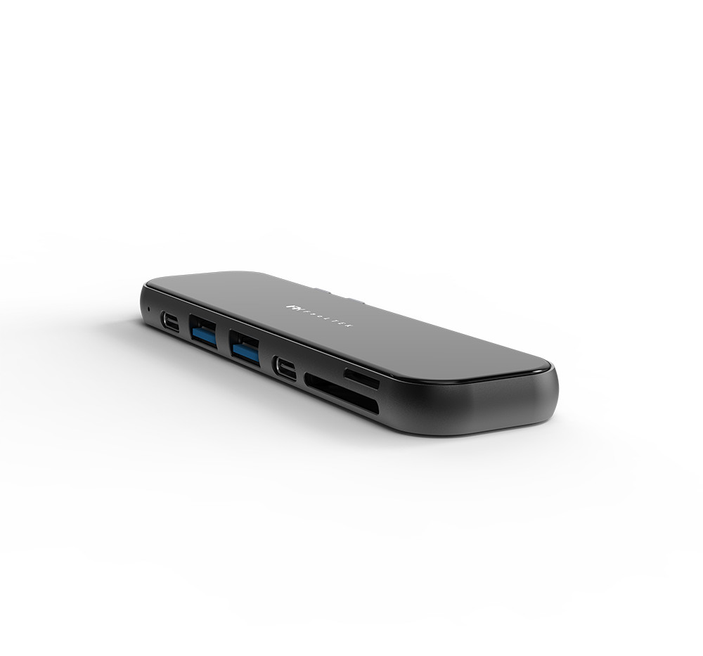 Jet Glass 7 in 1 USB-C Hub