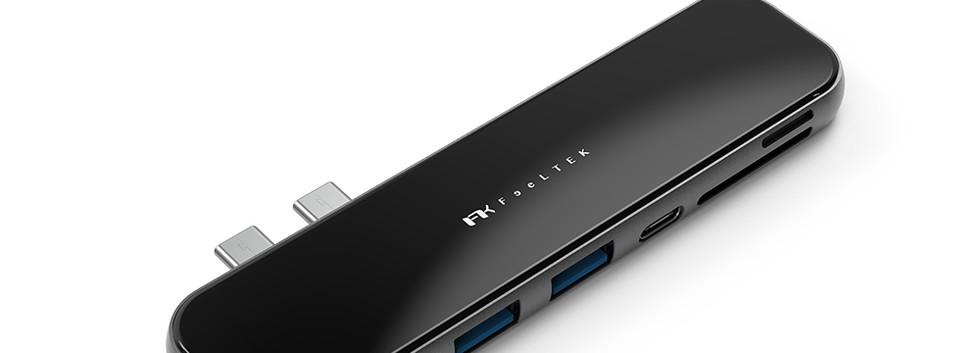 Jet Glass 7 in 1 USB-C Hub
