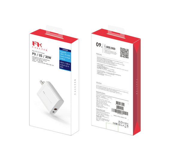 Elec PD US Charger 30W-PACK