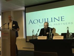 Jeff Greenberg Aquiline, Mark Geoghegan The Voice of Insurance