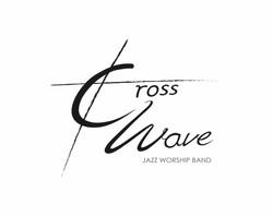 Crosswave Logo - White