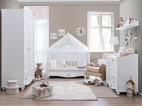 Nursery Inspiration Ideas