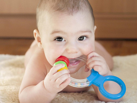 Is My Baby Teething? - Symptoms and Advise