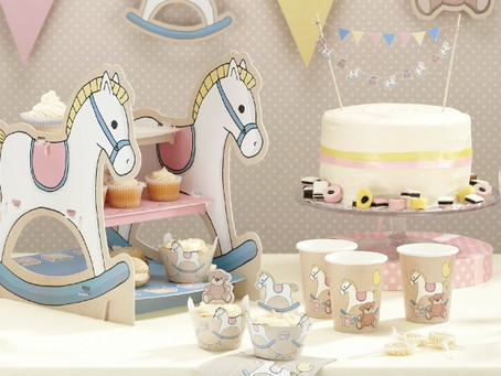 Planning A Baby Shower - Tips & Inspiration