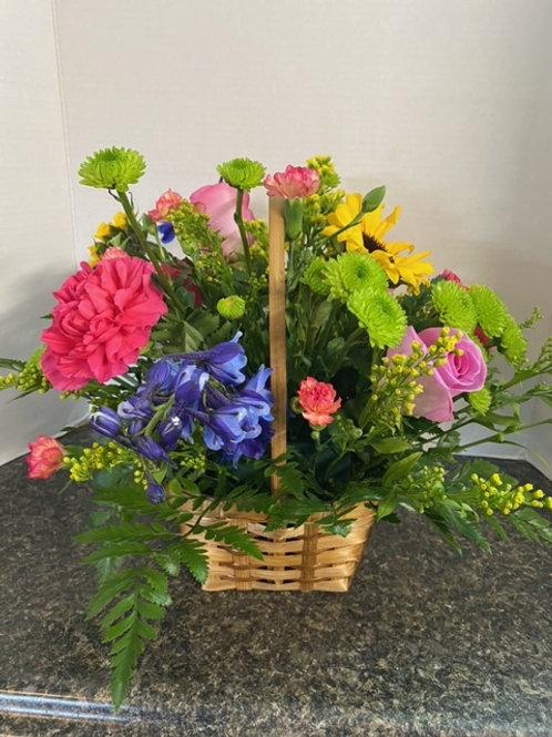 Bright & Cheery Basket