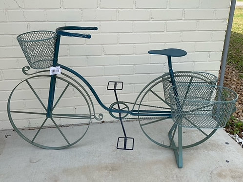 Vintage Bike Planter,50x28