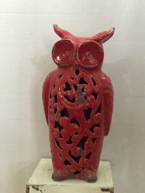 Red Owl, 13 inches