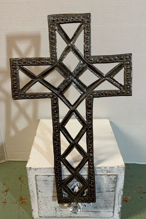 Hammered Cross