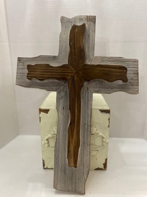 Our Savior Cross 17 inches