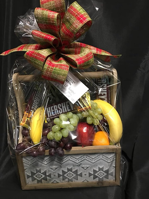 Fruit & Sweet Basket