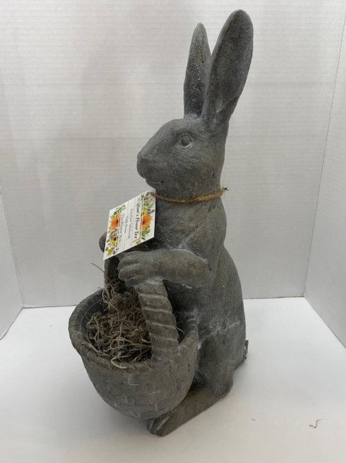 17 inch Rabbit Planter
