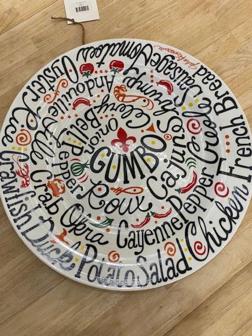 Louisiana Cajun Platter