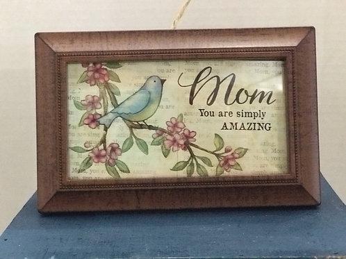 Mom Bird Frame