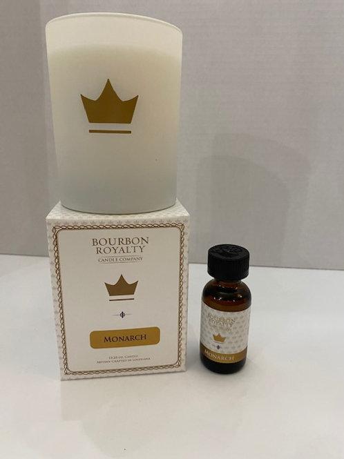 Bourbon Royalty, Monarch
