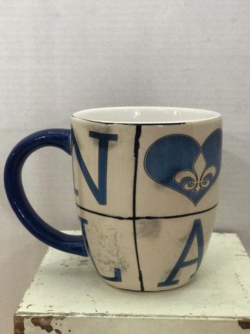 Large Coffee/Soup Mug NOLA