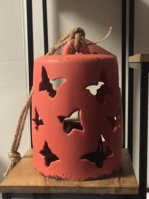 Ceramic Butterfly Windchime