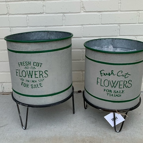 Fresh Cut Flowers Planters