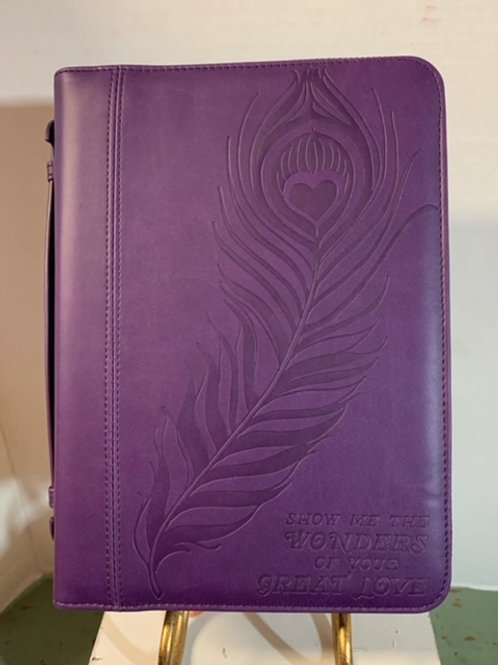 Bible Cover, 7 1/2 inches x 10 inches