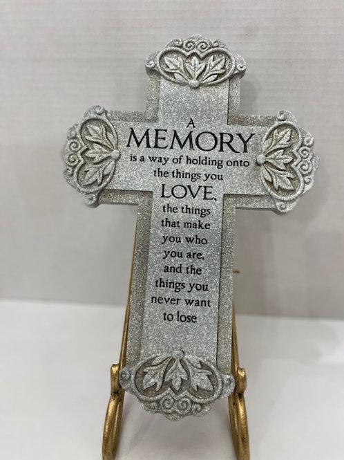 Stone Memorial Cross