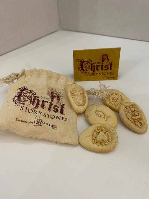 Christ Story Stones