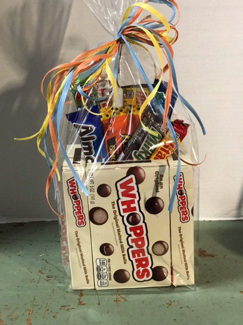 Whopper Candy Basket