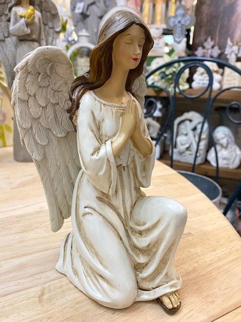 8 inch Kneeling Angel