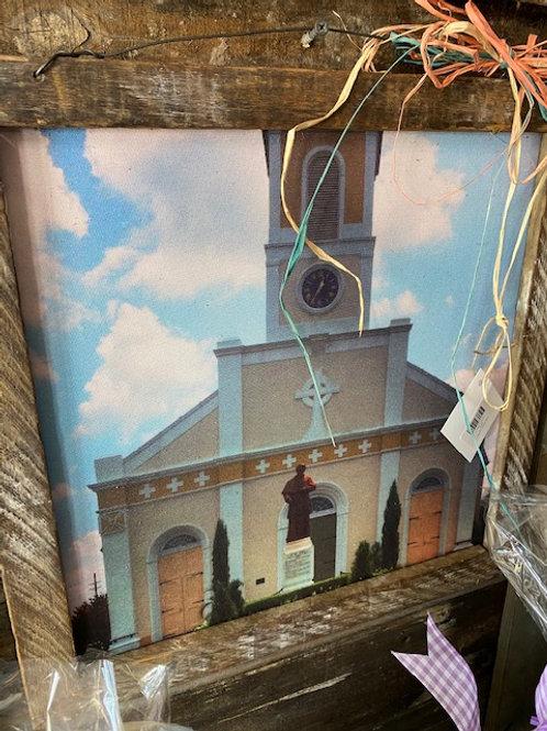 Saint Martin De Tours Church, Custom Print