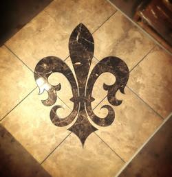 Custom tile cut outs