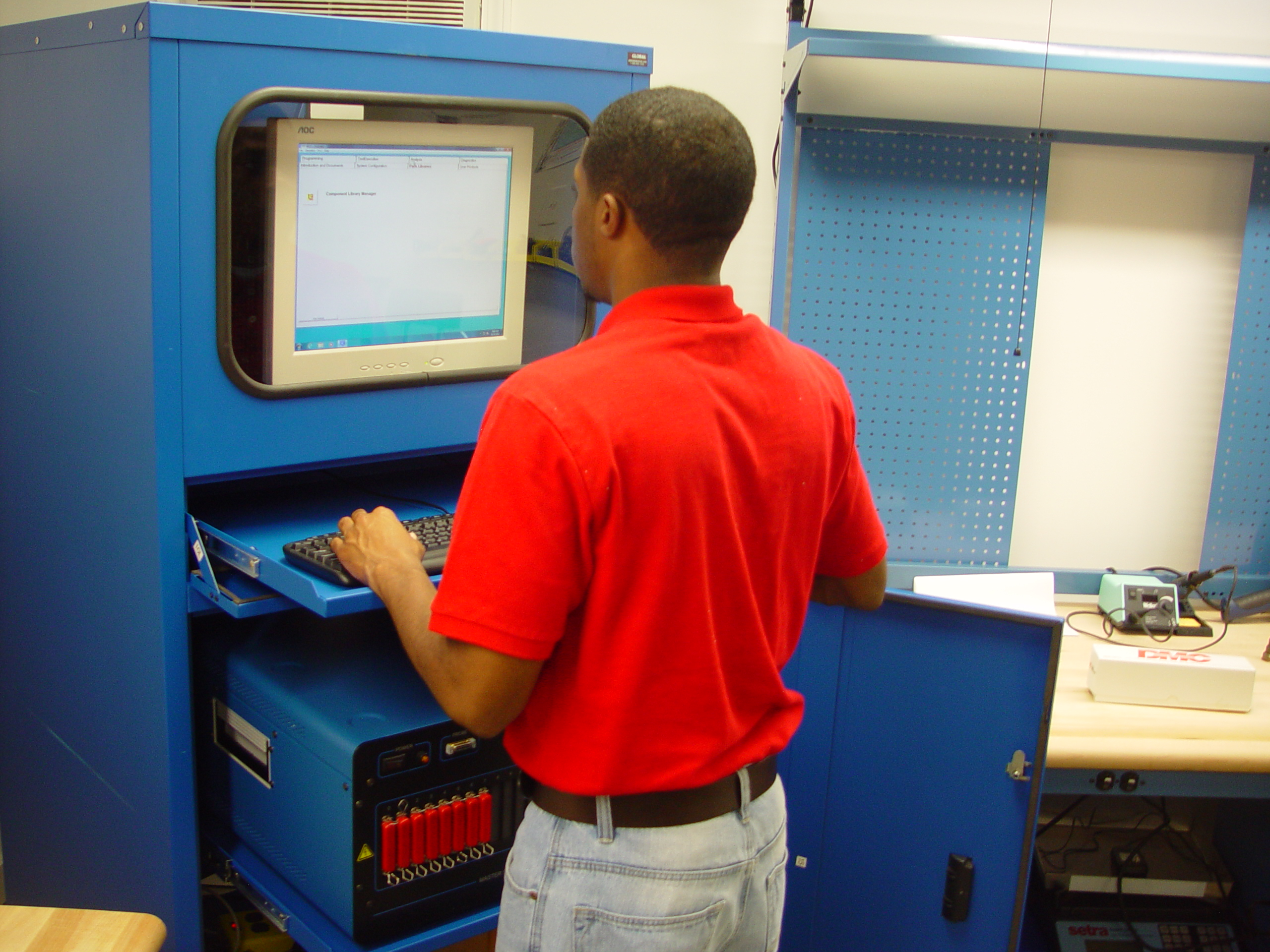 Wire Analyzer Test Equipmet - OEM Trained Technicians