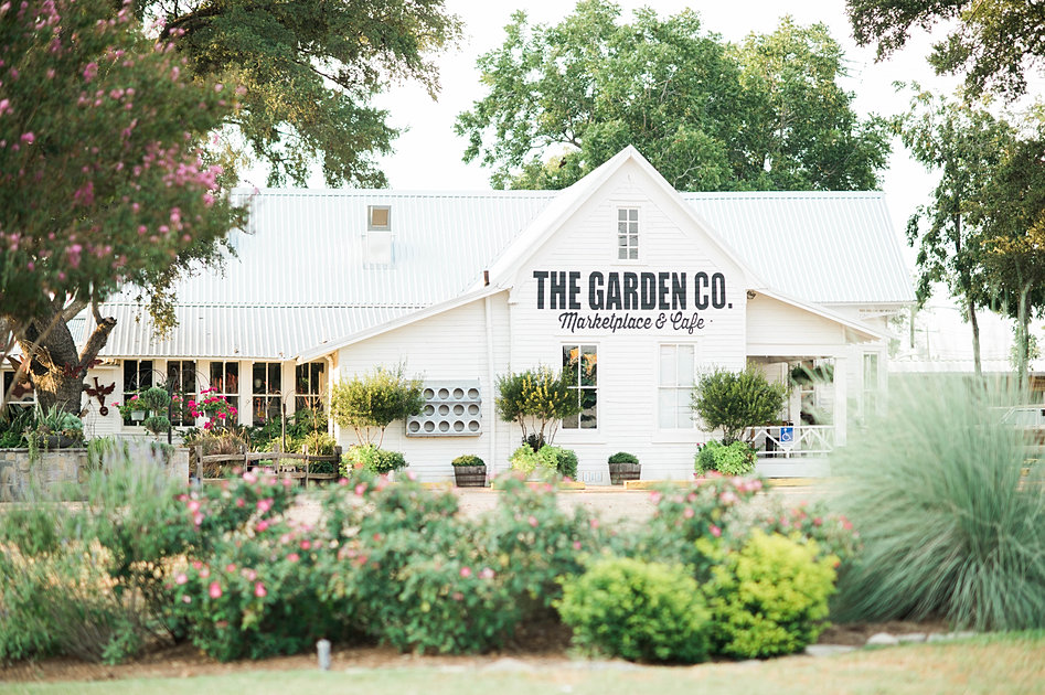 The Garden Co Marketplace and Caf