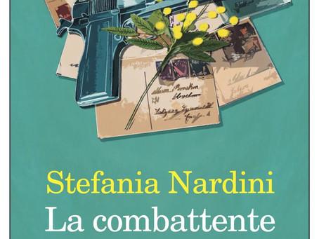 Stefania Nardini, La combattente. E/O Edizioni 2021