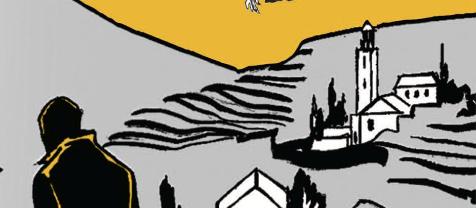 Quattro giorni (MiraggiNK): la graphic novel di Marco D'Aponte e Andrea B.Nardi