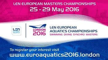LEN European Aquatics Championships 2016