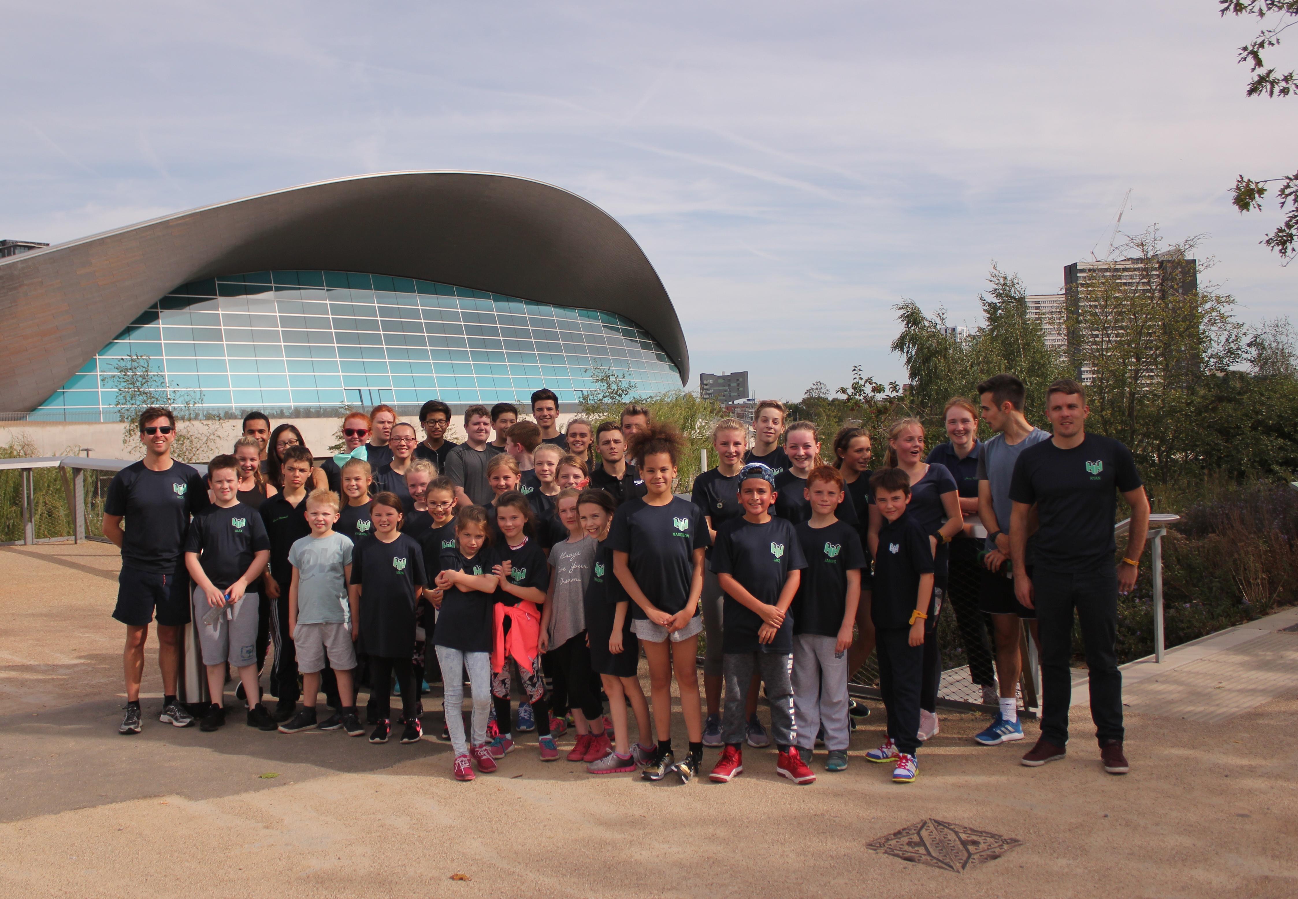 London 2016 Team