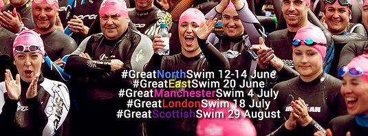 Great Swim Series