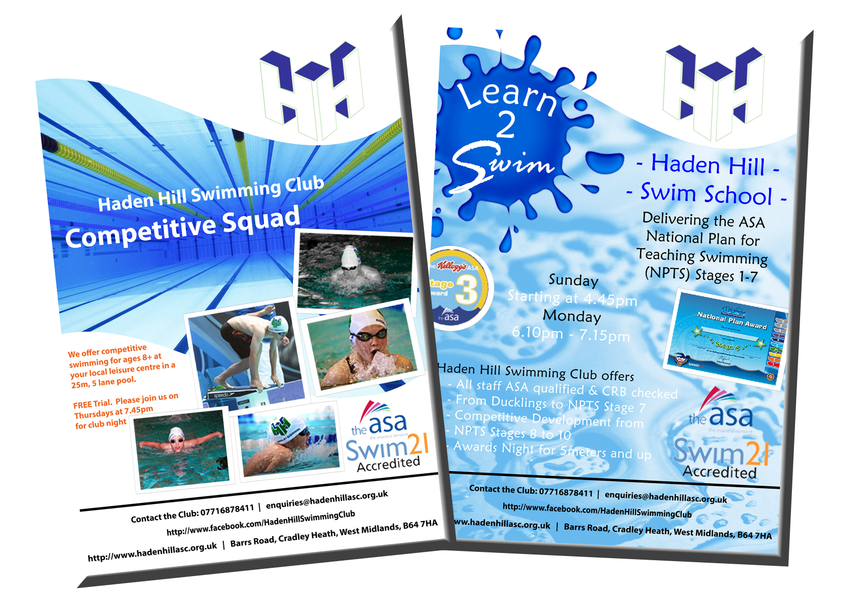 HHSC & Learn to Swim