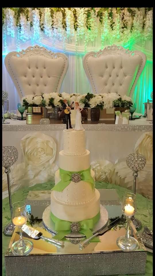 lauretta wedding